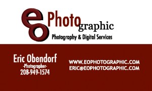 EO Business Card Front