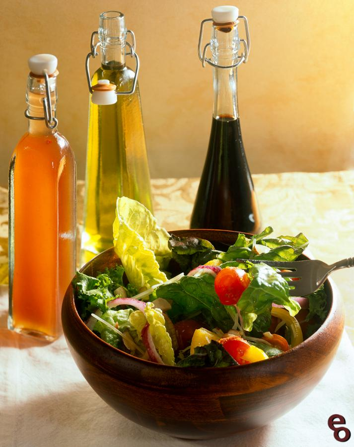 Salad Oil Vinegar (1)