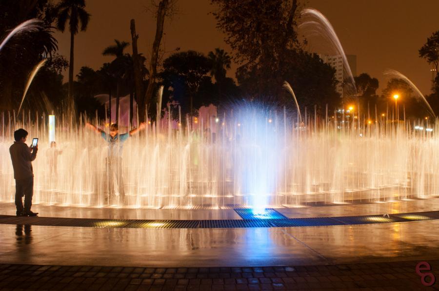 Selfie Fountain