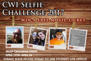 Selfies Flyer